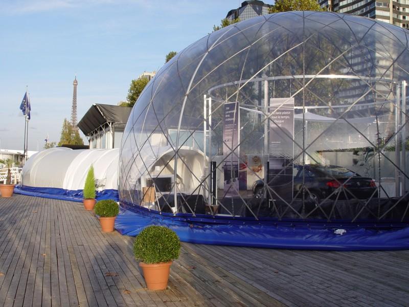 dorleans dome cristal hexagone fabrication et. Black Bedroom Furniture Sets. Home Design Ideas